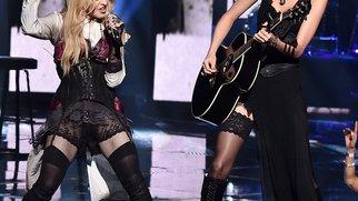 Taylor Swift bittet Madonna zum Duett