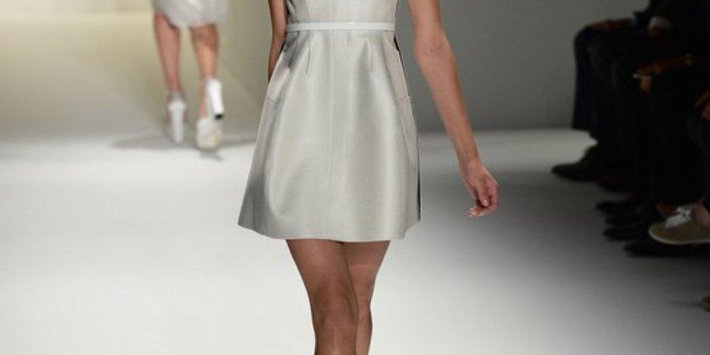 Calvin Klein: New York fashion Week