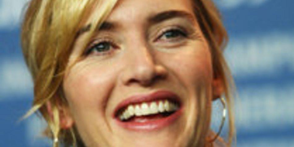 Kate Winslet: Angst vor Nacktszene