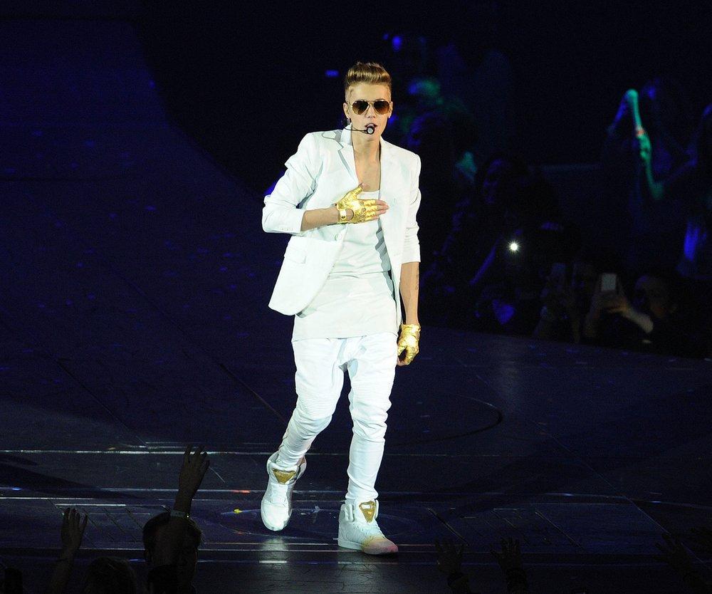 Justin Bieber bringt David Hasselhoff in Gefahr