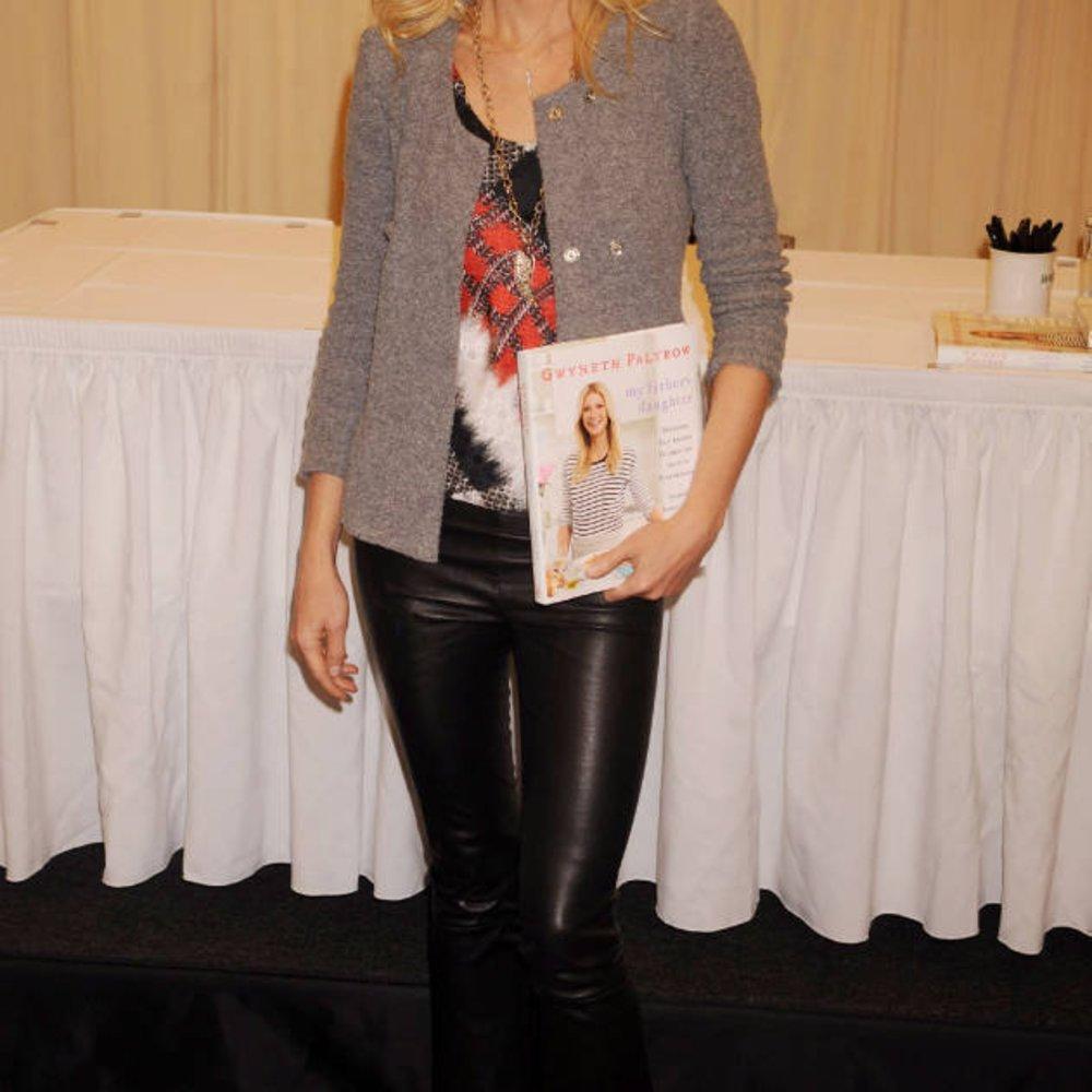 Gwyneth Paltrow bekam von ihrem Mann einen Kochkurs geschenkt