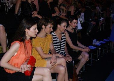 Fashion Week Berlin lockt Stars wie Christiane Paul an