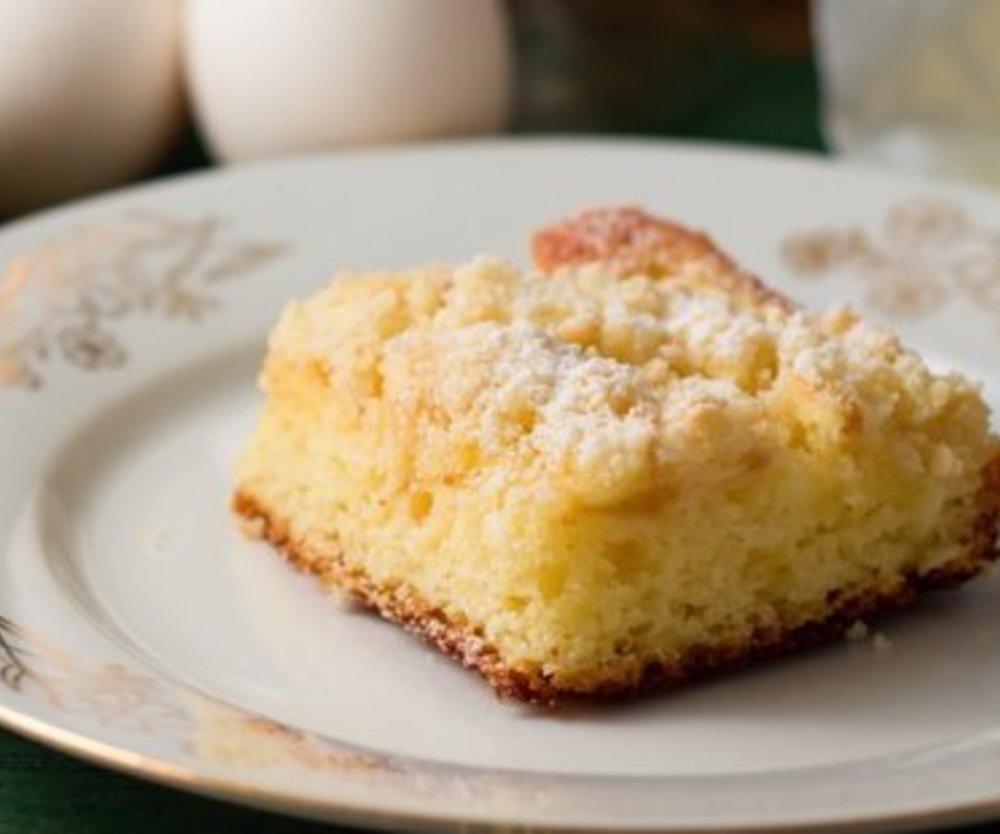 Blech Apfelkuchen mit Streusel