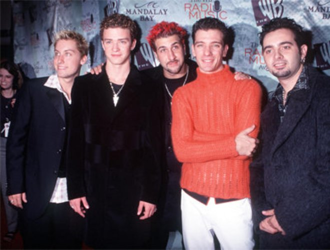 Justin Timberlake - Ehemaliges Bandmitglied bei N'Sync
