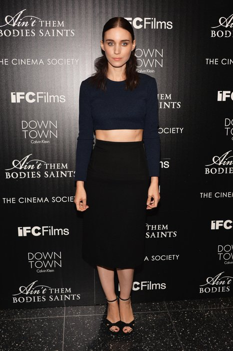 Rooney Mara bei einem Filmscreening