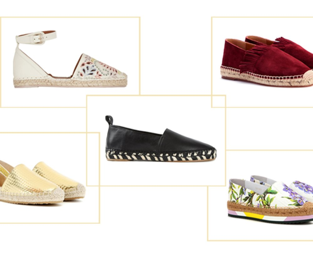 Valentino, Jimmy Choo, Proenza Schouler, Chloé, Dolce & Gabbana