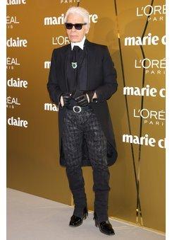 Karl Lagerfeld entwirft Dirndl