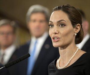 Angelina Jolie wird immer dünner