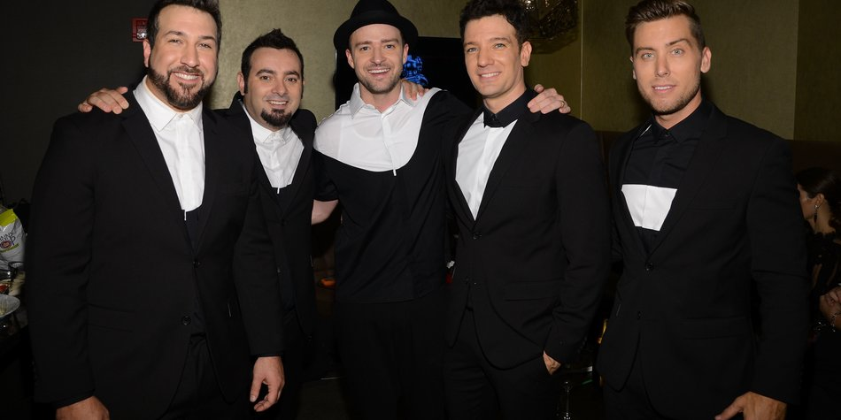 *NSYNC ARE BACK!