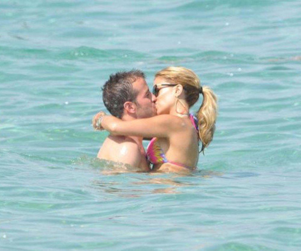 Sylvie van der Vaart: Urlaub mit Rafael