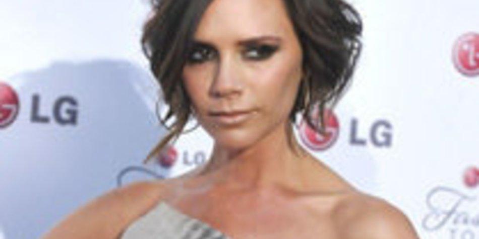 Victoria Beckham: Bedankt sich genervt für Babygerücht