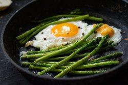 Spargel-Diät Proteine