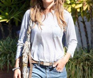 Jennifer Lopez mietet einen Strand