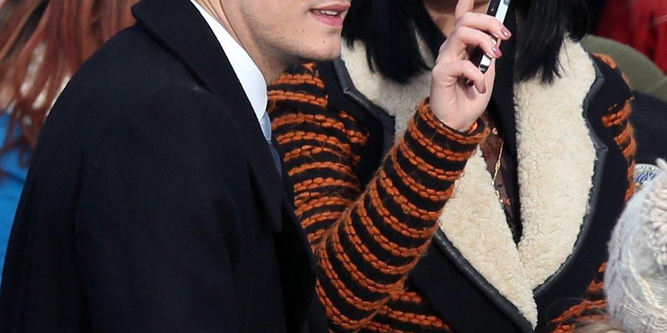 Katy Perry und John Mayer: Sind sie schon verheiratet?