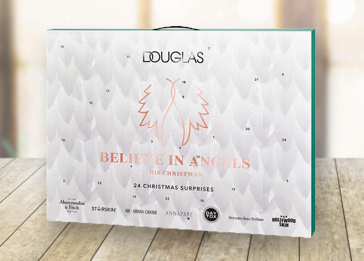Weihnachtskalender Bei Douglas.Die 11 Schönsten Beauty Adventskalender 2018 Desired De