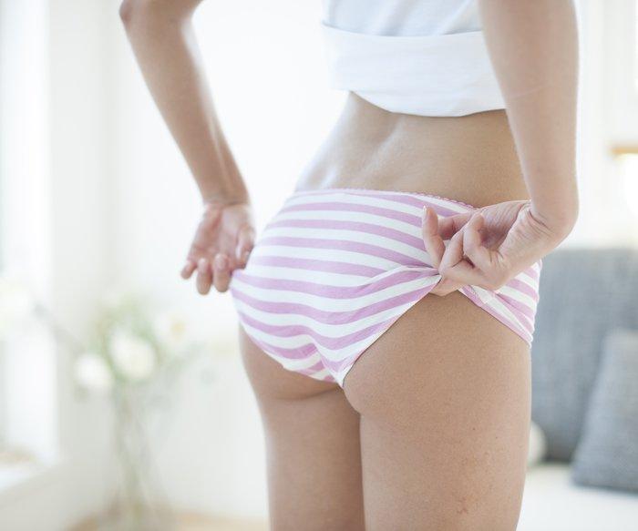 Das machen Frauen mit schmutziger Unterwäsche
