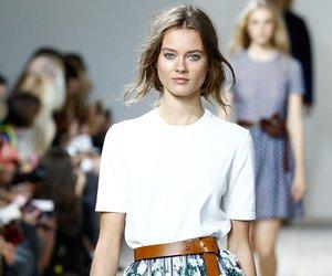 """New York Fashion Week: Michael Kors zeigt """"optimischen Chic"""""""