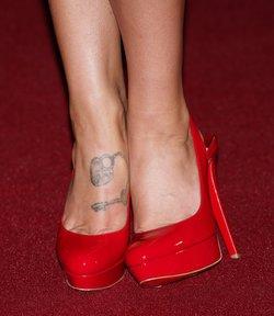 Tattoos an Füßen verblassen besonders schnell.