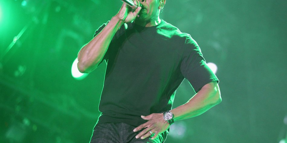 Dr. Dre: Bestverdiener im Hip Hop Bereich