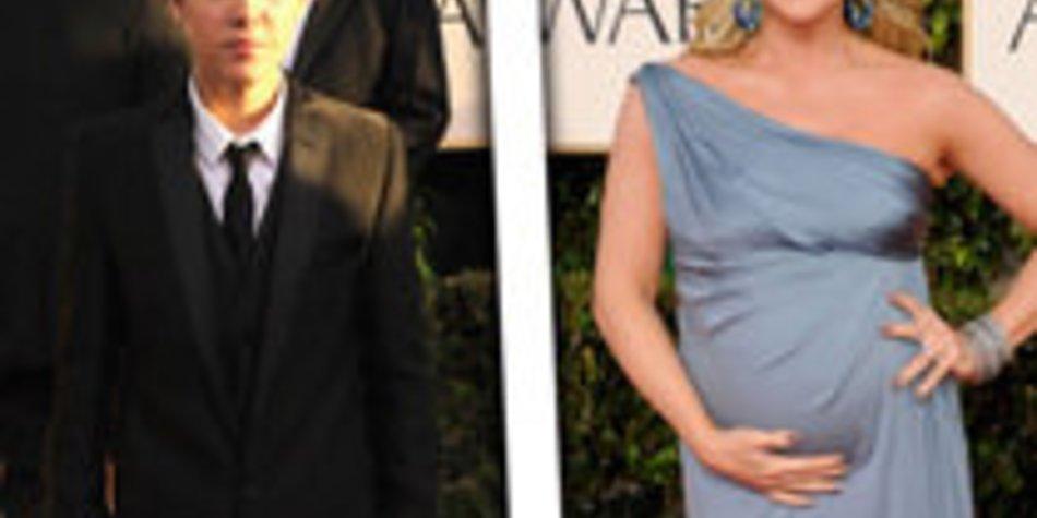 Justin Bieber macht Eindruck auf ungeborenes Kind