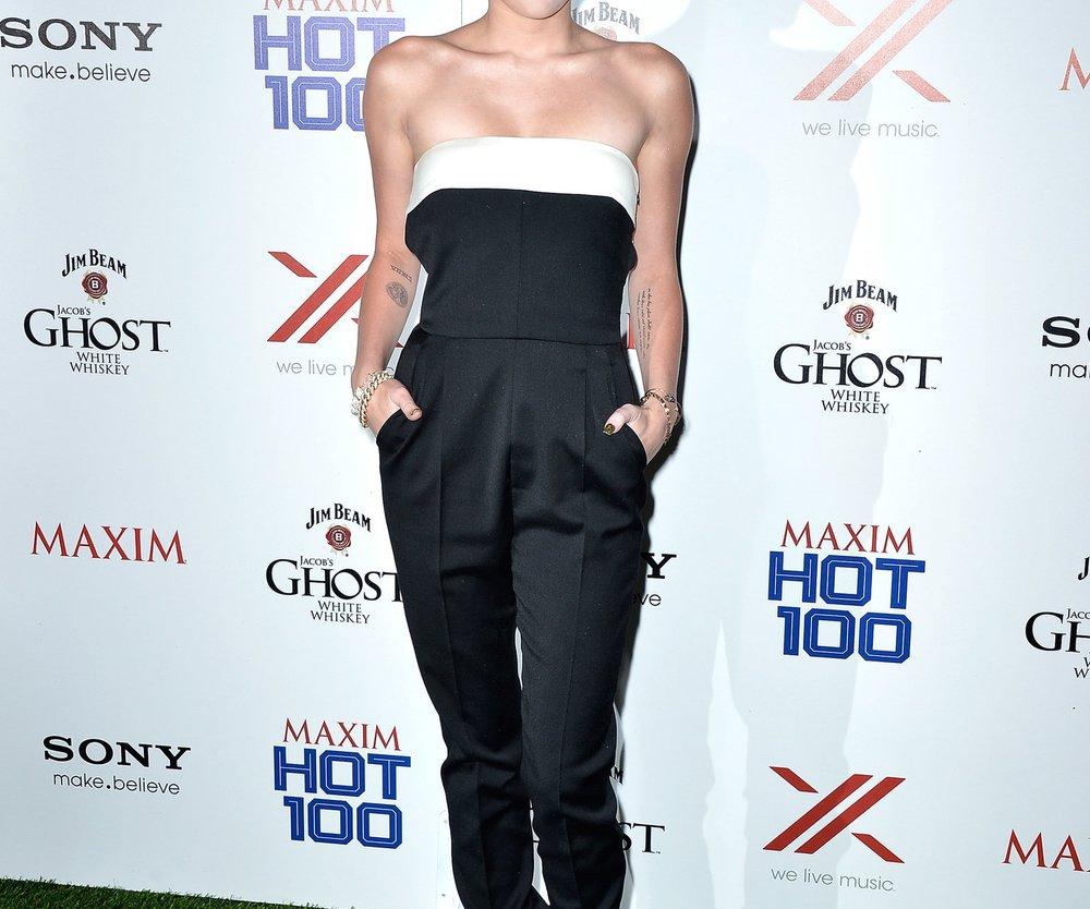 Miley Cyrus: Sexy Bikinibild wirft Fragen auf