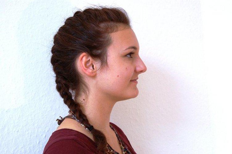 Haare tun weh zopf