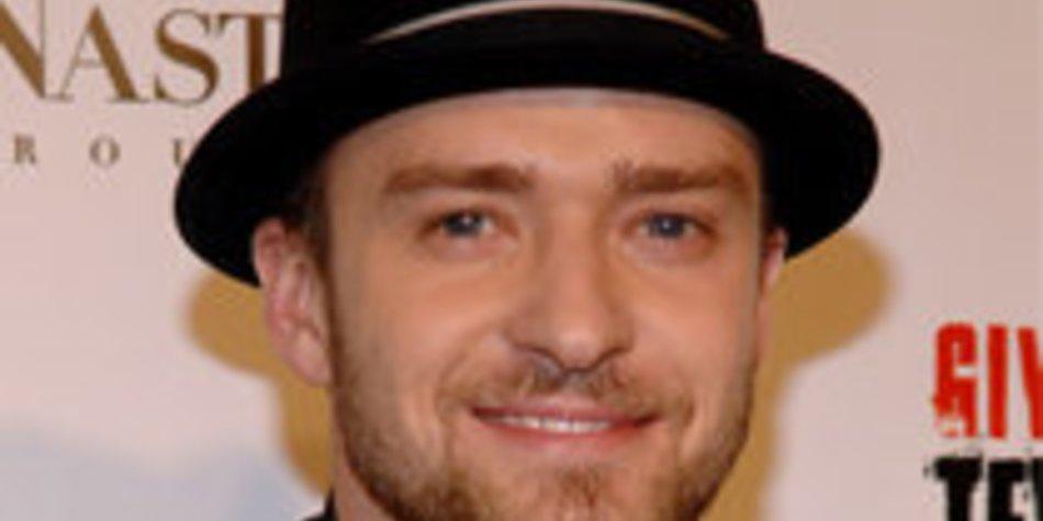 Justin Timberlake: Musik ist sein Leben