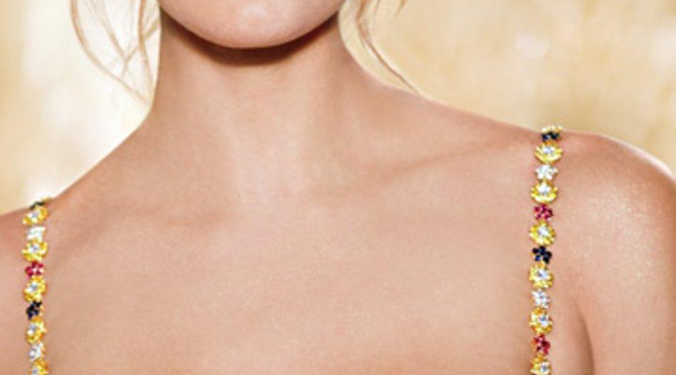 """Candice Swanepoel darf den """"Fantasy Bra"""" tragen."""