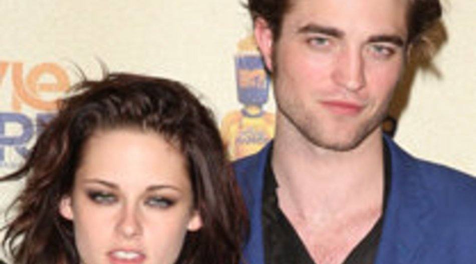 Robert Pattinson und Kristen Stewart: Bilder aus Eclipse