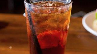 Long Island Ice Tea Cocktail