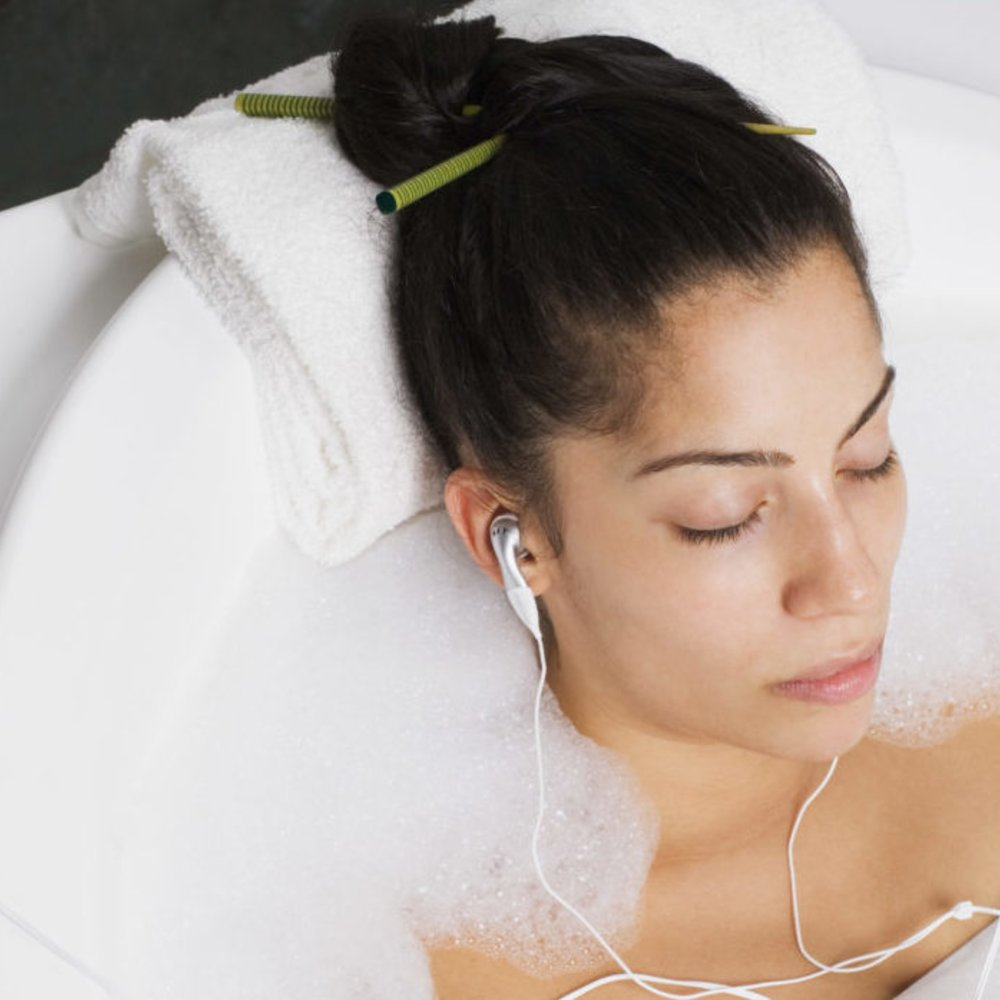 Musik hilft gegen Stress