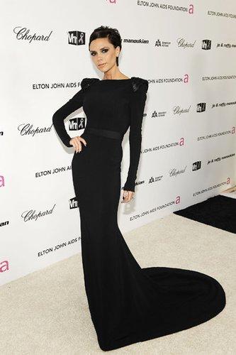 Abendkleider: Victoria Beckham