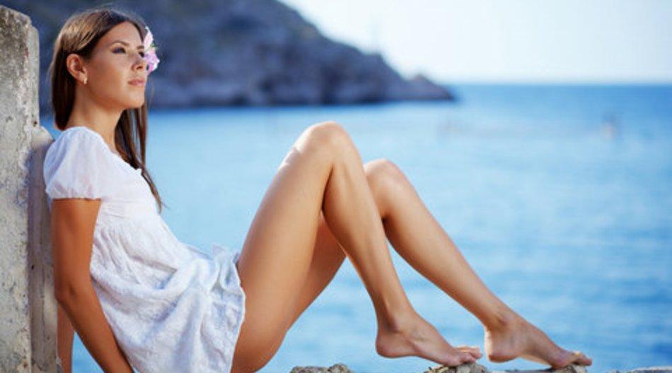 Schöne Beine: Fit für die Sommermode!