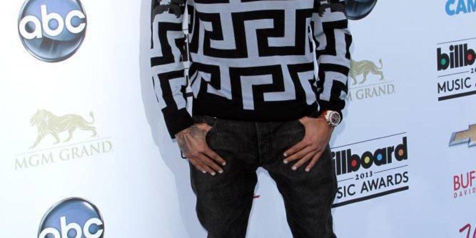 Chris Brown: Verletzte er einen Fan?