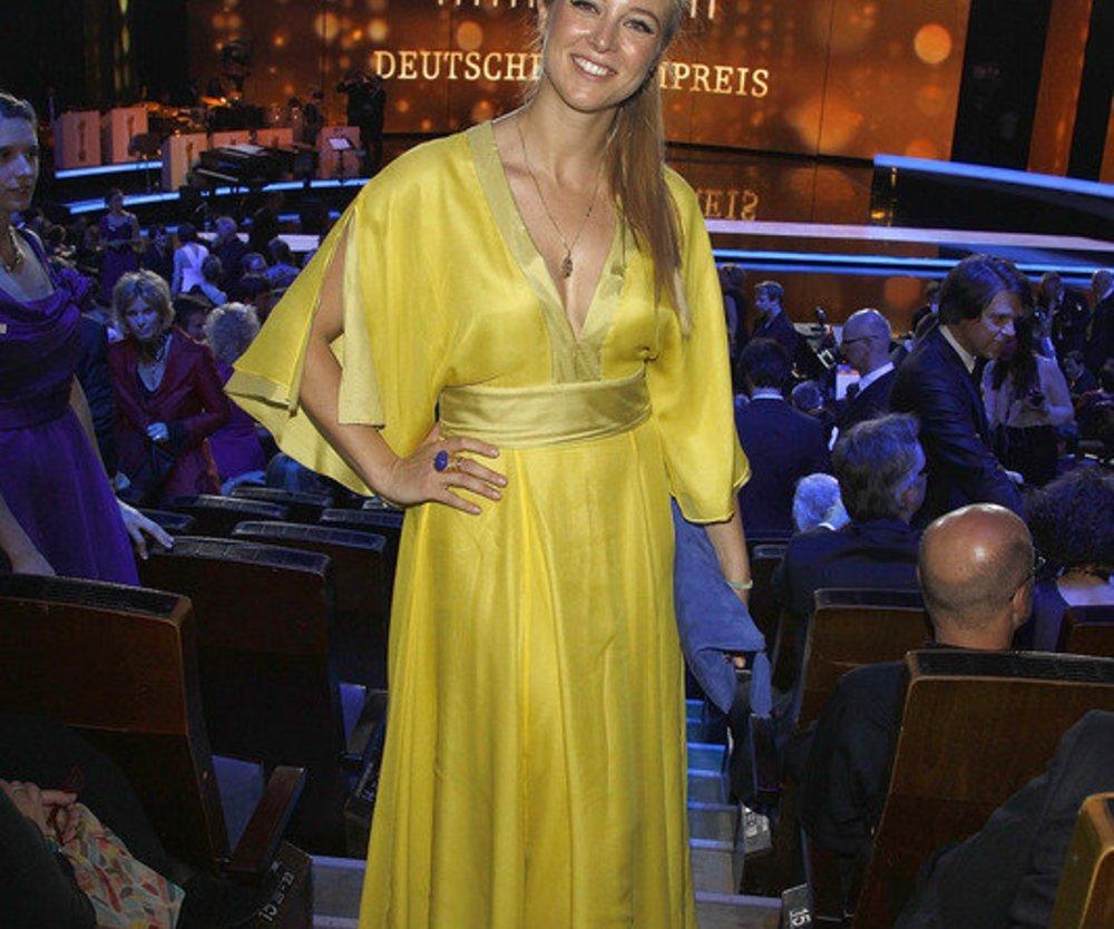 Nina Eichinger: Deutscher Filmpreis 2012