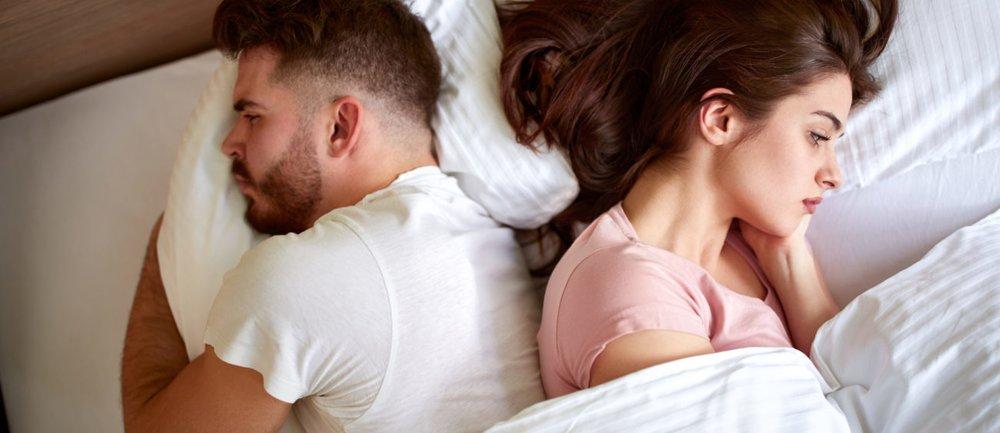 Ehe ohne Sex