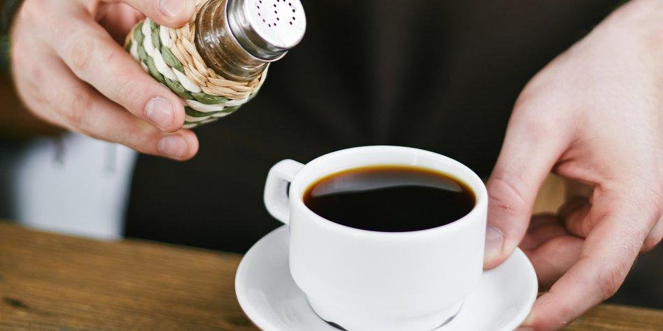 Salz Im Kaffee