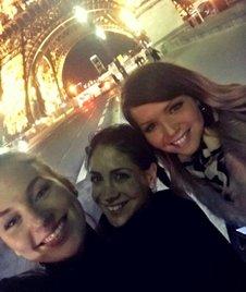Paris Sellfie