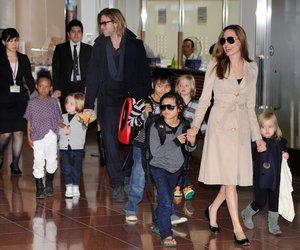Brad Pitt und Angelina Jolie: Kind Nummer sieben?