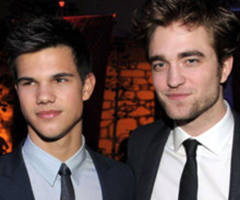 Robert Pattinson kaschiert Filmfehler