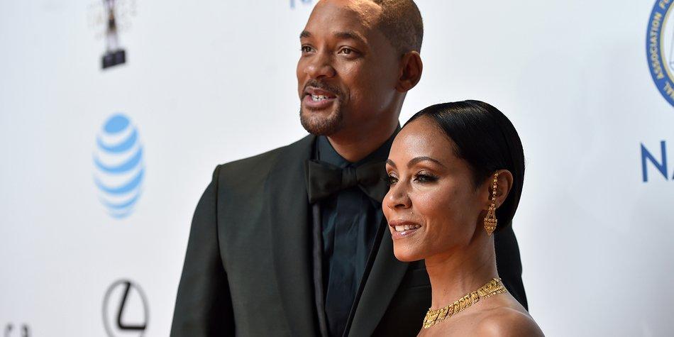 So lösten Will Smith und Jada ihre Eheprobleme
