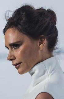 Victoria Beckham: Messy Dutt