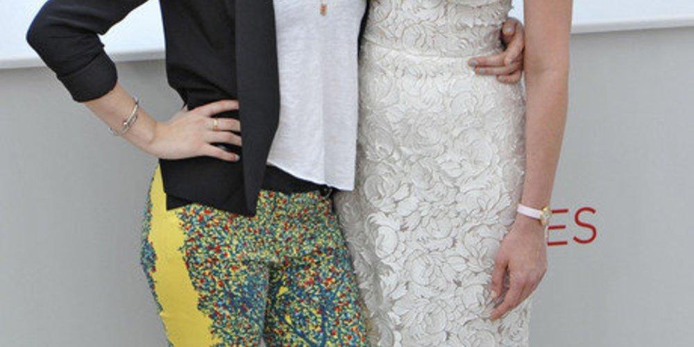 Kristen Stewart und Kirsten Dunst: Cannes 2012