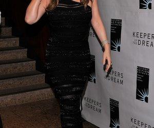 Mariah Carey steht auf Wassergymnastik