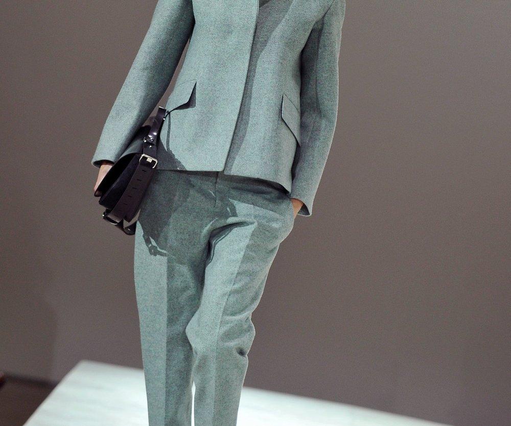 Mailand Fashion Week: Jil Sander ohne Jil Sander
