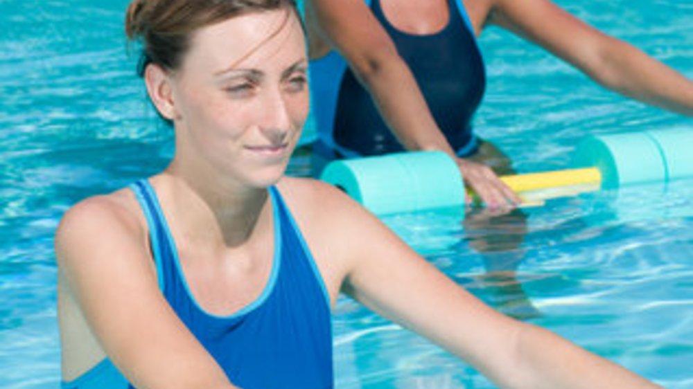 Aquagymnastik in der Schwangerschaft