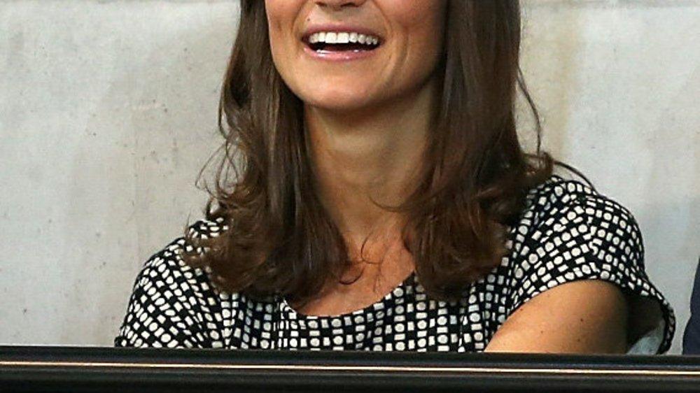 Pippa Middleton gibt sich geschlagen