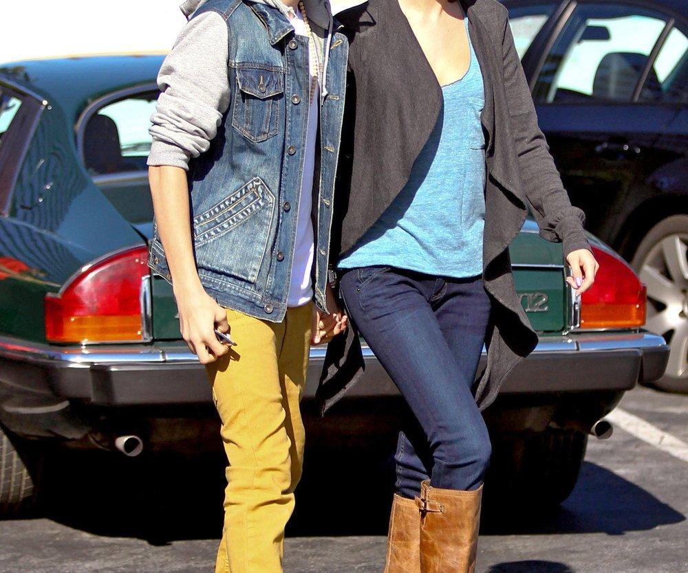 Selena Gomez brachte Justin Bieber zum Weinen