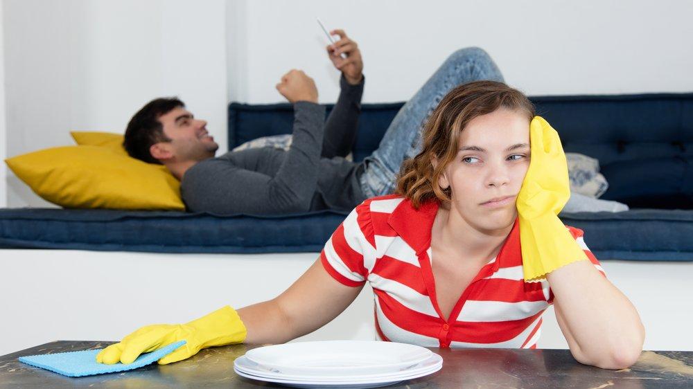 Hausarbeit Frauen