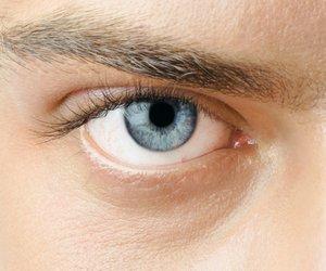 Große Pupillen